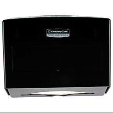 Kimberly Clark Scottfold Towel Dispenser Smoke