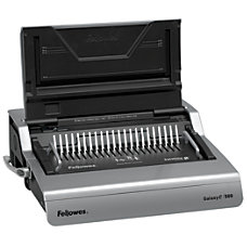 Fellowes Galaxy Comb Electric Binding Machine