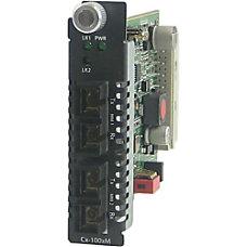 Perle CM 100MM M2SC2 Transceiver