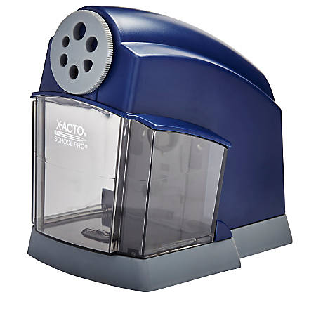 X Acto Schoolpro Electric Pencil Sharpener By Office Depot