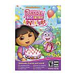 Doras Big Birthday Adventure For PCMac
