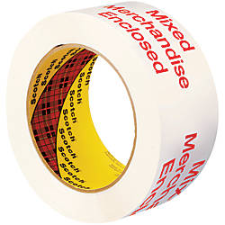 3M 3775 Printed Message Tape 3