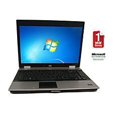 HP 8530P Refurbished Laptop Computer With