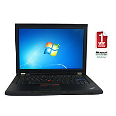 Lenovo T410S Refurbished Laptop Computer With