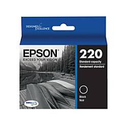 Epson DuraBrite Ultra Ink Cartridge Black