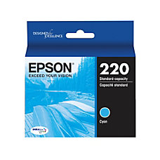 Epson DuraBrite Ultra Ink Cartridge Cyan