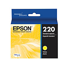 Epson DuraBrite Ultra Ink Cartridge Yellow