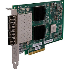 QLogic QLE2564 Fibre Channel Host Bus