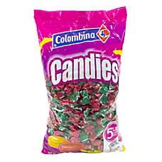 Colombina Strawberry Filled Hard Candies 5