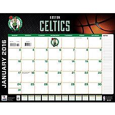 Turner Sports Monthly Desk Calendar 22