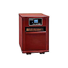 Optimus Quartz Infrared Heater With Remote