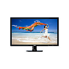 AOC Widescreen HD IPS LED Monitor