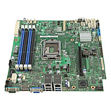 Intel S1200V3RPM Server Motherboard Intel C224