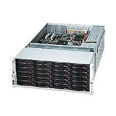 Supermicro SuperChassis SC847E1 R1400LPB Rackmount Enclosure