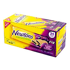 Nabisco Fig Newtons Packs 7 Oz