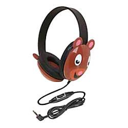 Califone Listening First Kids Stereo Headphones