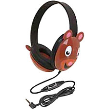 Califone Listening First Kids Stereo Headphones