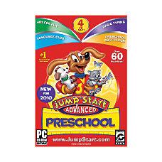 JSA Preschool V30 Traditional Disc