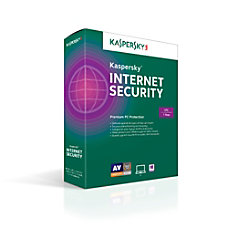 Kaspersky Internet Security 1 user 1
