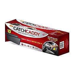 Catch Caddy Black Pack Of 2
