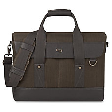 Solo Executive Carrying Case Briefcase for