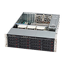 Supermicro SuperChassis SC836E26 R1200B Rackmount Enclosure
