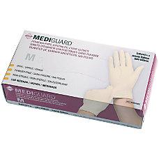MediGuard Powder Free Stretch Vinyl Exam