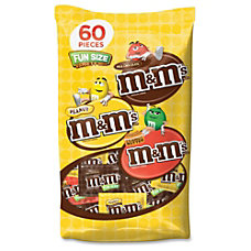 M Ms Variety Mix Chocolate Candies