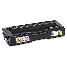 Ricoh 406478 Yellow Toner Cartridge