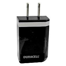 Duracell USB 100 240 Volt AC