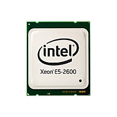 Intel Xeon E5 2660 Octa core