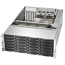Supermicro SuperChassis SC846BA R920B System Cabinet