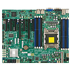 Supermicro X9SRL Server Motherboard Intel C602