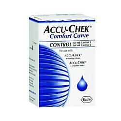 ACCU CHEK Comfort Curve Glucose Control