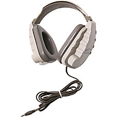 Califone Binaural Headset 35mm Mono Plug