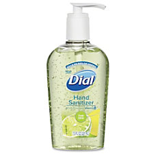 Dial Sanitizing Gel Fresh Citrus Scent