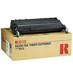 Ricoh 430452 Black Toner Cartridge