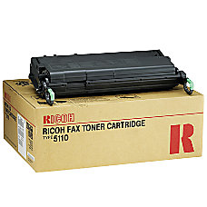 Ricoh 430452 Black Toner Cartridge
