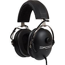Koss QZ99 Noise Reduction On Ear