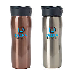 Commuter Double Wall Stainless Tumbler 14