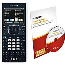 Texas Instruments TI Nspire CX Handheld