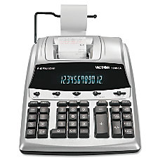 Victor 1240 3A 12 Digit Professional