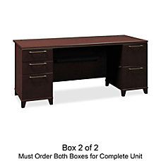 BBF Enterprise Double Pedestal Desk 30