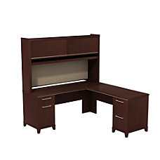 Bush Business Furniture Enterprise L Desk