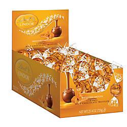 Lindt Lindor Truffles Caramel Milk Chocolate