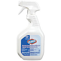 Clorox Disinfecting Bathroom Cleaner 30 Oz