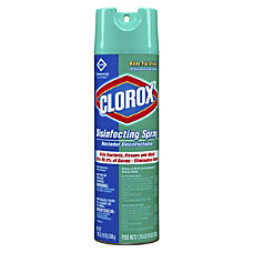Clorox Disinfecting Spray 19 Oz Fresh