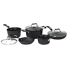 Starfrit The Rock 8 Piece Cookware