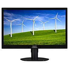 Philips Brilliance 241B4LPYCB 24 LED LCD