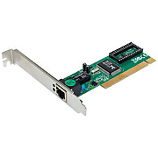 Intellinet 10100 PCI Network Card